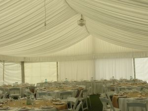 Marquee Interior and Liner